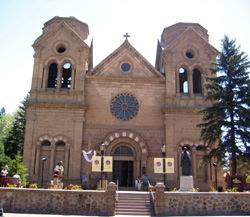 St.Francis cathedral